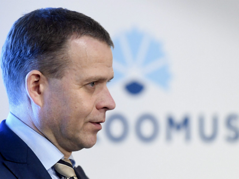 Petteri Orpo (NCP), the Minister of Finance, on Tuesday said revisions to the tax system are needed to bring low-emission and emissions-free cars within the reach of ordinary consumers. (Credit: Vesa Moilanen – Lehtikuva)