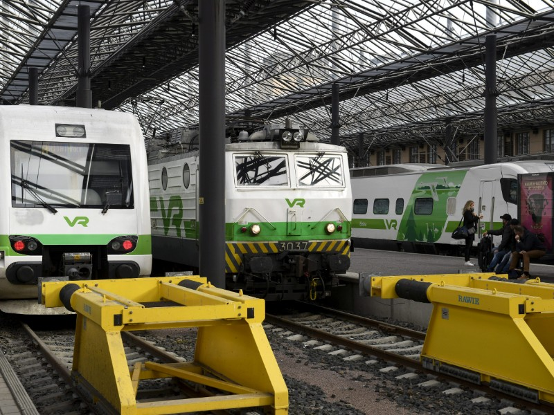 Finland back to square one on rail competition, admits Centre MP