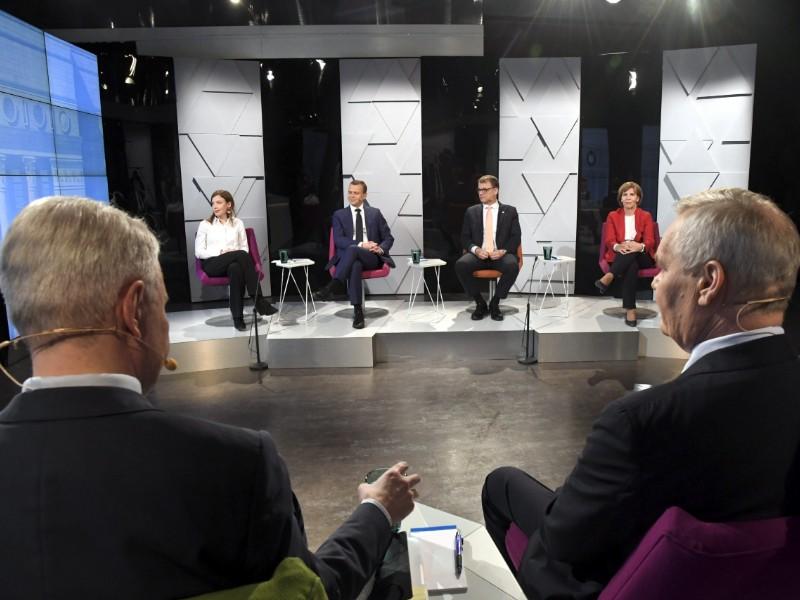 Politics news of Finland on