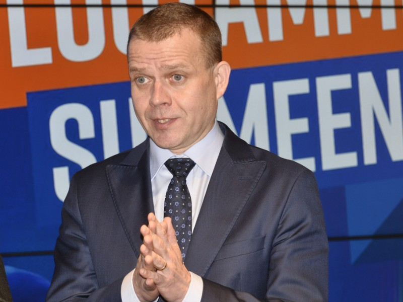 The popularity of the National Coalition has fallen to its lowest level thus far in the roughly three-year tenure of chairperson Petteri Orpo, shows a poll by YLE. (Mesut Turan – Lehtikuva)