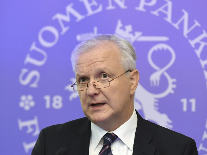 Olli Rehn, the governor of the Bank of Finland, drew attention to the need to introduce new macro-prudential tools in his statement to the parties involved in the ongoing coalition formation talks. (Jussi Nukari – Lehtikuva)