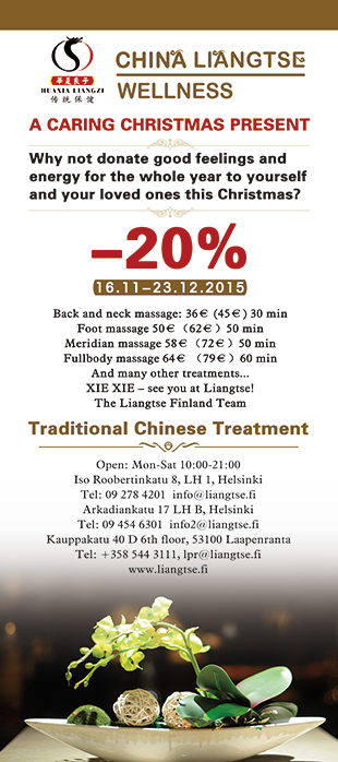 Liangtse 16 november offer