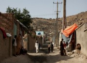 Middle-class Kabul district braces for Taliban