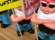 400 gnomes disappeared in Austria, and it's causing a political scandal