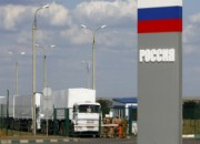Red Cross says Russian convoy may head to Ukraine Friday