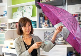 Sachiko Imaizumi, an import agent for Finlayson, estimates that the demand for Nordic design products in Japan will continue to grow.