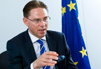 "Katainen in line for a ""filtering"" role in European Commission"