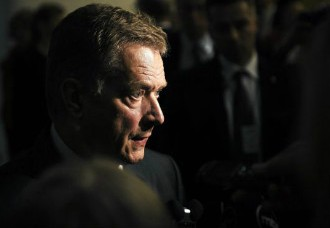 Niinistö: Finland must be active in foreign policy