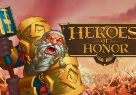 Heroes of Honor is available on Facebook and smartphone platforms.