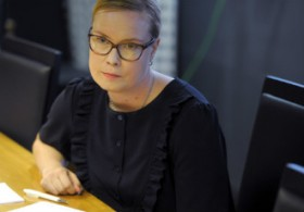 Laura Räty (NCP), the Minister of Social Affairs and Health, admitted on Monday that she declared some of her earnings as dividends in order to be able to better organise her workload.