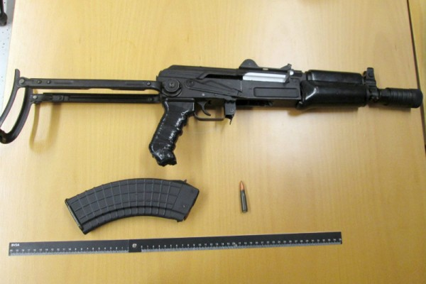 Law enforcement officers also discovered an assault rifle during a raid on the home of the suspected ringleader, a 20-year-old man from Espoo.