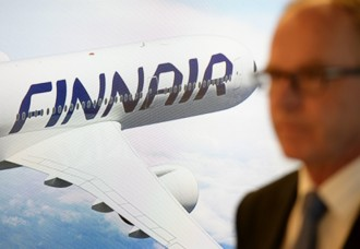 Finnair is heading in the right direction