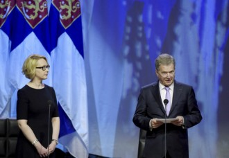 Niinistö's speech was exceptional, perhaps unprecedented