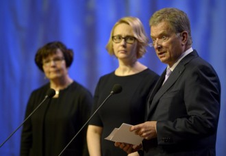 "Niinistö: ""My speech was misrepresented"""
