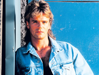 MacGyver – they just don't make action heroes like that anymore.