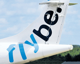 Flybe is a recent entry to the local cheap flight market.