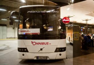 Onnibus Helsinki Kuopio