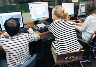 There are many schools in Finland where computer skills are already on an important place in the curricula, but after the autumn 2016 they will become even more relevant in teaching children to write.
