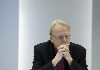 """We must now consider what the decision means for the church,"" Archbishop Kari Mäkinen said on Friday."