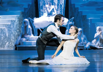 Returning to the stage yet again, The Snow Queen follows a perilous journey across Finland.