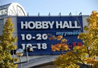 Hobbyhalll