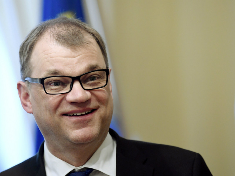 Prime Minister Juha Sipilä (Centre) says his government will discuss the recent false reports on Fortum, a state-owned energy company, with Russia.