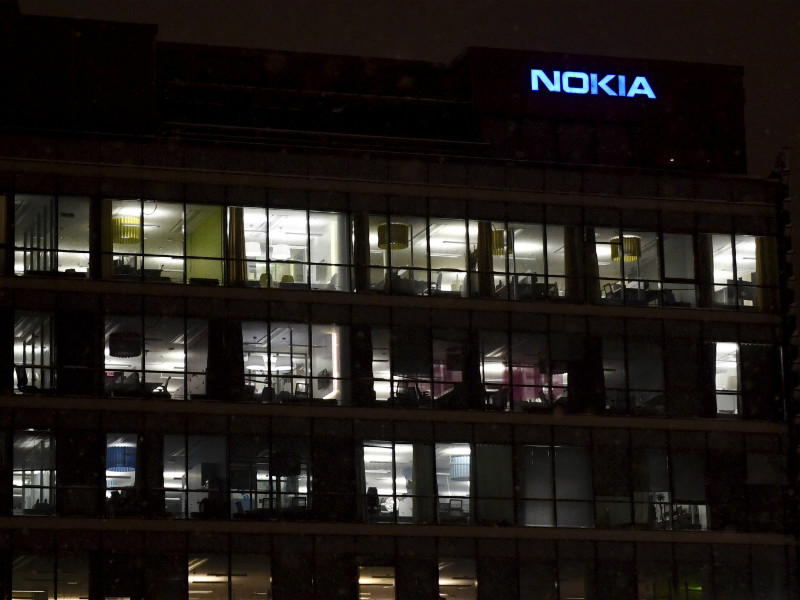 Nokia on Thursday announced it is planning on shedding well over 400 jobs in Finland.