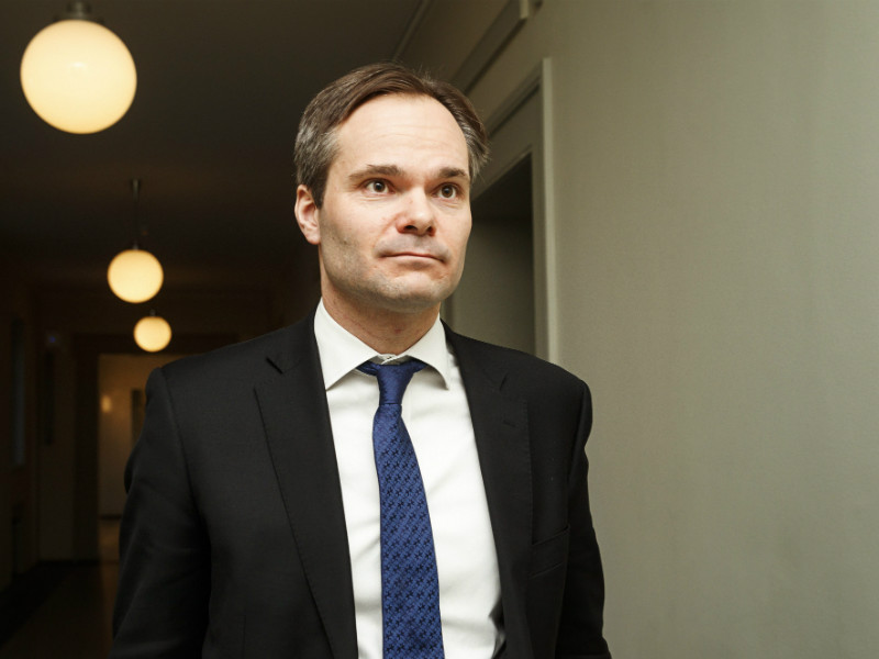 Kai Mykkänen (NCP), the Minister of the Interior, has proposed that Finland increase its refugee quota ten-fold to 10,000.