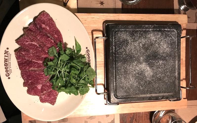 Where to taste the Kobe beef in Helsinki