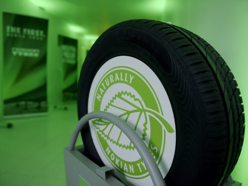 Nokian Tyres was one of dozens of companies that trialled shorter working hours in Finland in the late 1990s. The results reportedly included significant increases in labour productivity. (Antti Aimo-Koivisto – Lehtikuva)