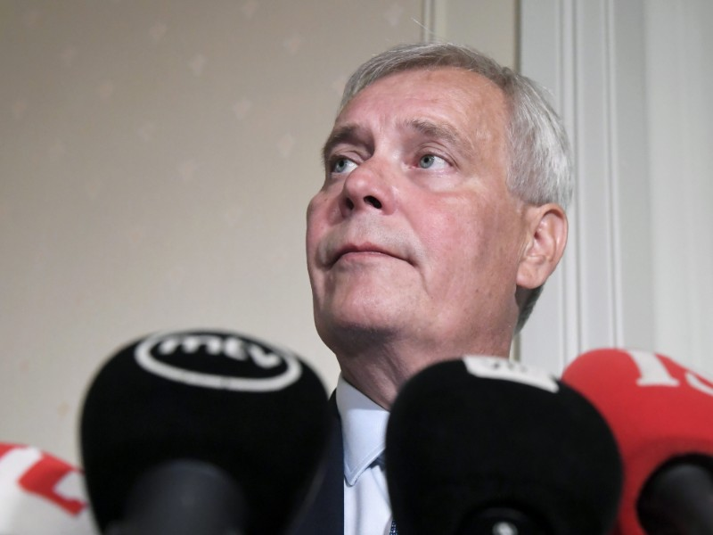 Prime Minister Antti Rinne (SDP) has voiced his exasperation with the reluctance of ministry officials to abide by political decisions. (Markku Ulander – Lehtikuva)