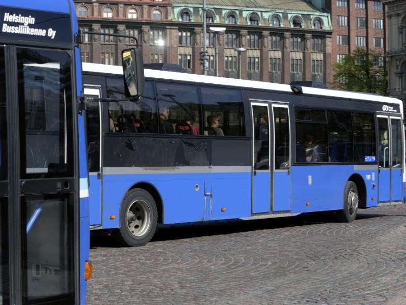 Helsingin Bussiliikenne