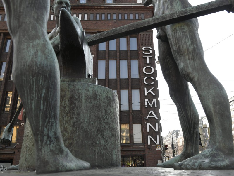 Stockmann on Tuesday announced it will sharpen its focus on high-quality premium fashion, beauty and home products. (Markku Ulander – Lehtikuva)