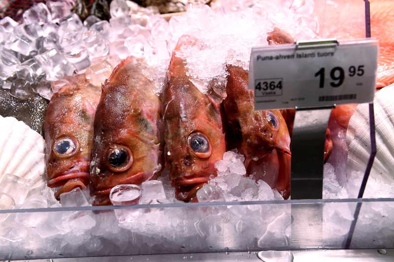Pictures: Inside the Finnish supermarket labelled the best