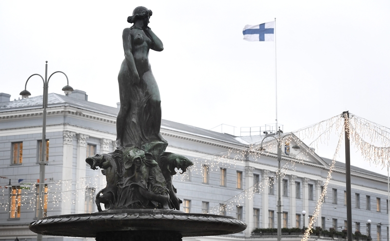 Despite the poor weather, Finns lead the most satisfied lives in the EU (Image: Lehtikuva)