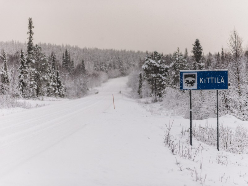 Kittilä, a roughly 6,300-resident municipality in Finnish Lapland, will maintain its municipal tax rate at 20.25 per cent in 2020. (Otto Ponto – Lehtikuva)