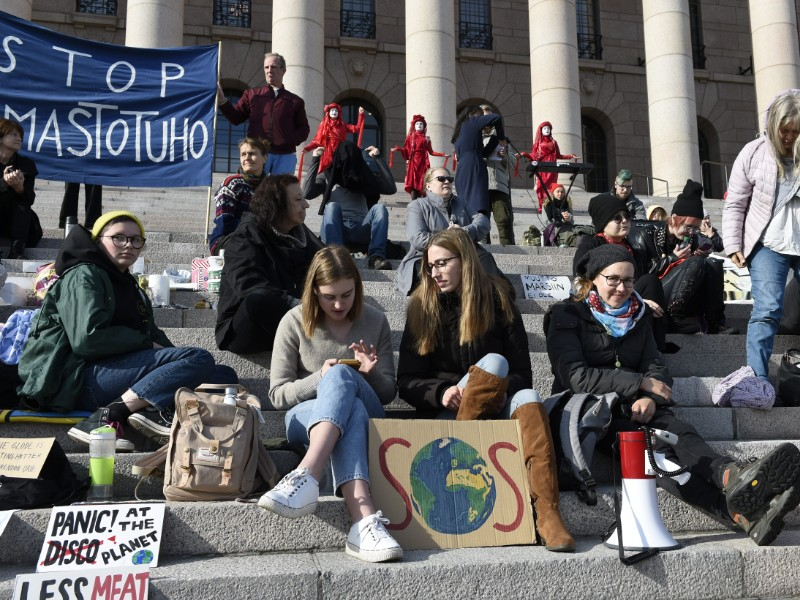HS: Helsinki instructs schools to allow young people to participate in climate strike