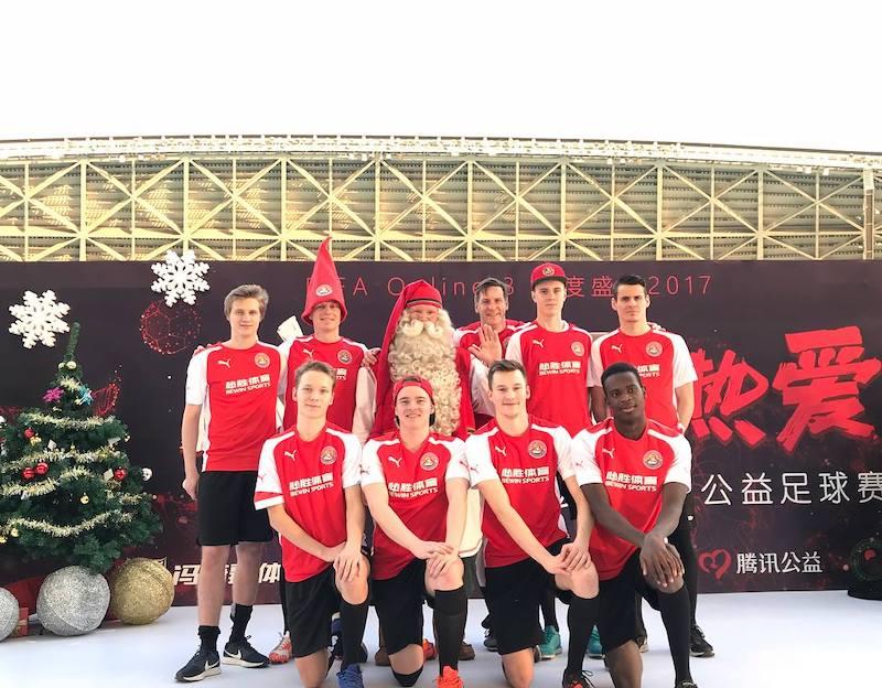 FC Santa Claus: Finland in the world press
