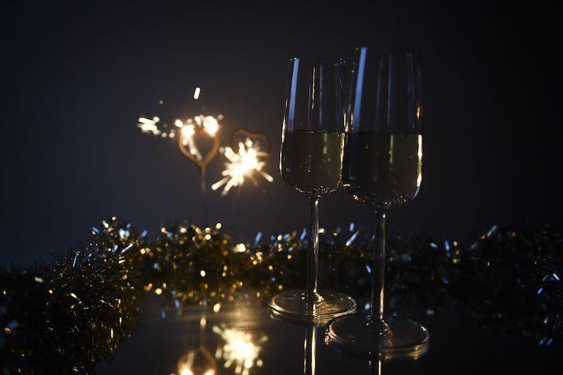 Helsinki celebrates New Year's Eve