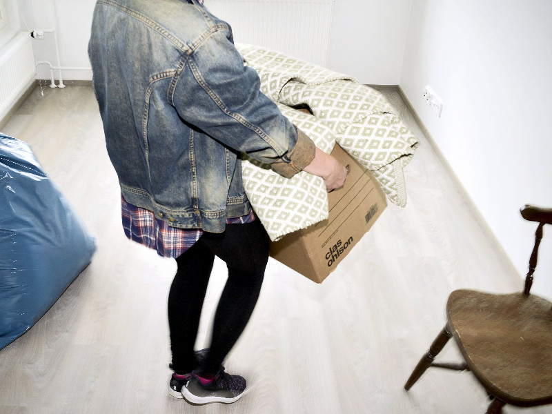 Young adults, in particular, appreciate the ease of moving when renting, finds a survey commissioned by Realia Management. (Aku Häyrynen – Lehtikuva)