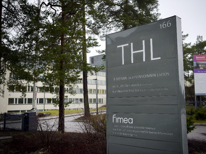 The Finnish government has based its decisions on measures to slow down the spread of the coronavirus partly on modellings conducted by the Finnish Institute for Health and Welfare (THL) and University of Turku. (Antti Aimo-Koivisto – Lehtikuva)