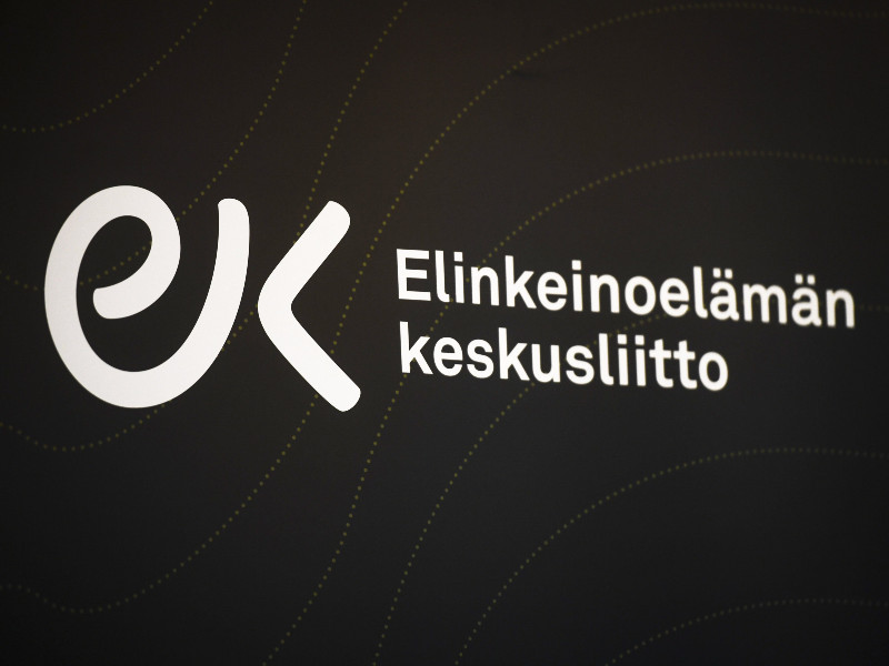 The Confederation of Finnish Industries (EK) has abandoned a task force appointed to mull over means to increase wage transparency in Finland. (Emmi Korhonen – Lehtikuva)
