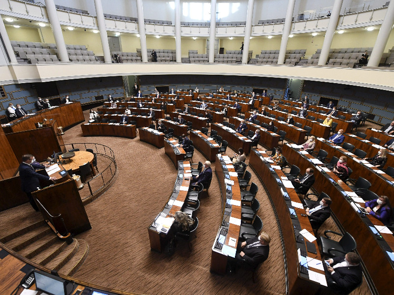 Finnish parties agree on need to clarify law...