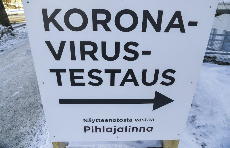 New COVID variant found in Finland may not show up in tests