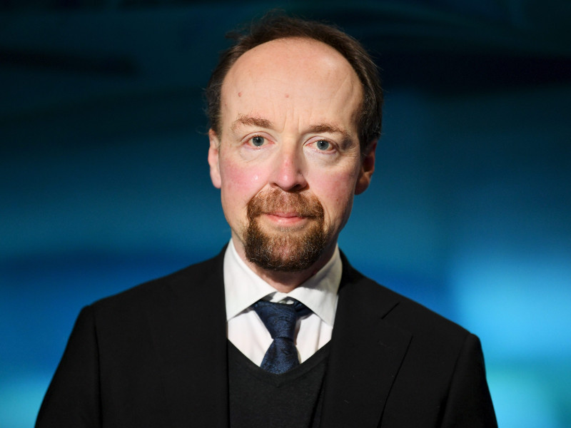 Jussi Halla-aho, the chairperson of the Finns Party, has reiterated his firm disapproval of the recovery plan devised by the European Union. (Jussi Nukari – Lehtikuva)