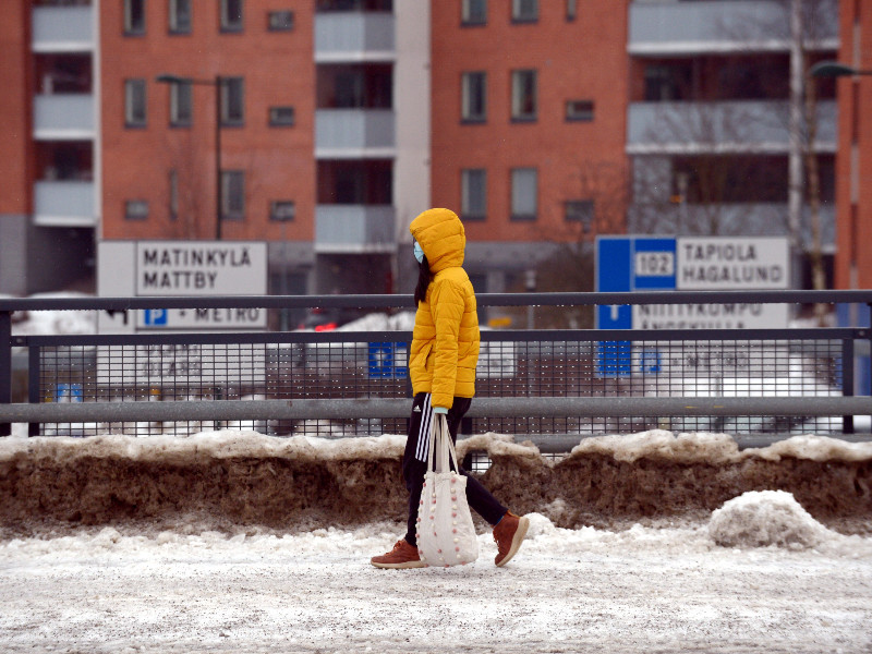 Temperatures to rise, but snow should stay also in Southern Finland