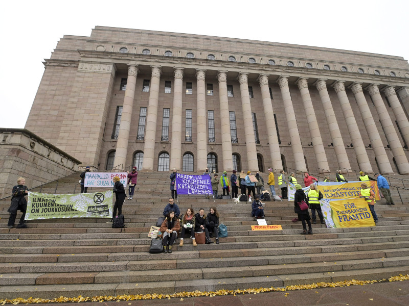 HS: Finns largely doubtful of humankind's ability to contain global warming - Helsinki Times