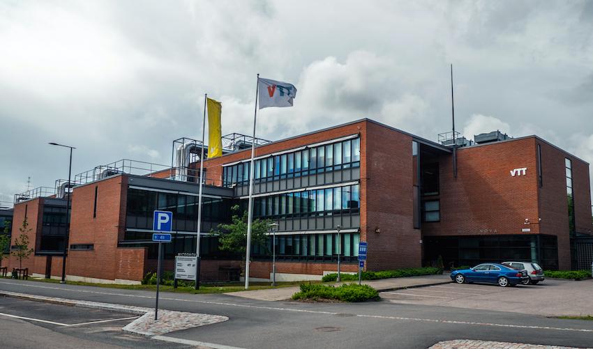 VTT's headquarters in Espoo