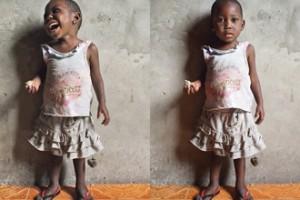 Des milliers d'enfants, dont cette jeune fille dans Kinshasa poursuit, ont été accusés de sorcellerie dans la République démocratique du Congo.